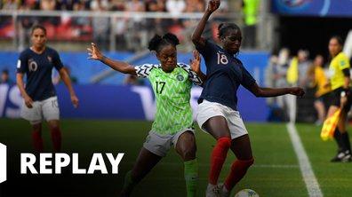 Nigeria - France - Coupe du Monde Féminine de la FIFA, France 2019