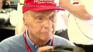 Niki Lauda : Itinéraire d'un champion hors norme