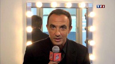 The Voice - Nikos Aliagas, ses conseils forme pour tenir le coup