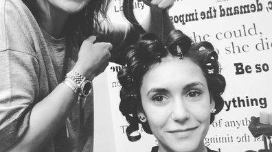 Découvrez la vraie raison du nouveau look de Nina Dobrev