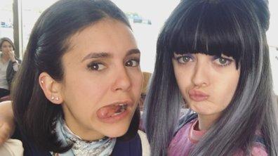 Nina Dobrev dans un film avec Maisie Williams : les premières photos !