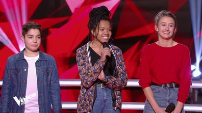 The Voice Kids 6 - BATTLES (Soprano) : Qui de Fannie, Enzo ou Romane a gagné ? (REPLAY)