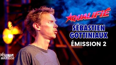 Demi-finale : Sébastien (KL) ira en finale – Ninja Warrior