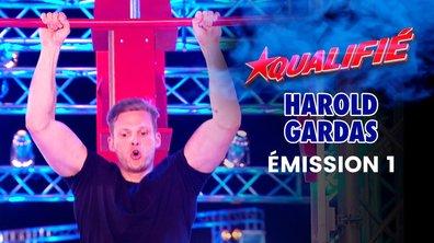 Pas vu à la TV / Demi finale : le parcours Harold Gardas - Ninja Warrior