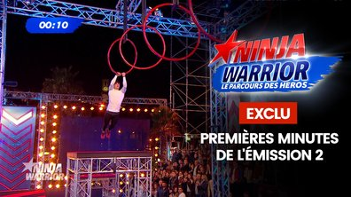 Ninja Warrior : Top 5 des obstacles les plus difficiles !