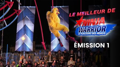Le meilleur de l'émission 1 - Ninja Warrior