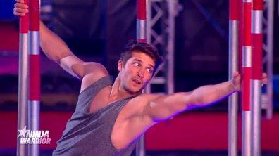 """Ninja Warrior - Thomas Ballet : """"Je suis fier d'avoir été le seul à atteindre la Tour des héros"""""""