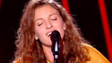 """THE VOICE 2020 - Ninon chante """"Les petits papiers"""" de Régine"""