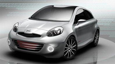 Nissan Compact Sport Concept : une Micra sportive !