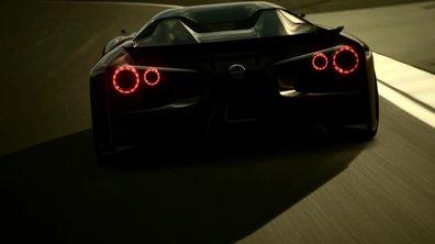 Nissan Concept 2020 Vision Gran Turismo : présentation officielle