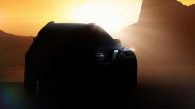Nissan : un concept de crossover pour le Salon de Sao Paulo !
