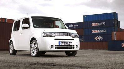 Le Cube de Nissan, petit et grand à la fois.