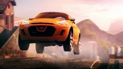 Vidéo : découvrez le Nissan Extrem Concept en mouvement