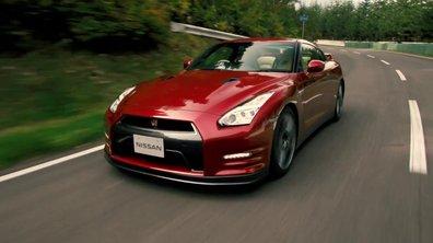Nissan GT-R 2015 : vidéo de présentation officielle