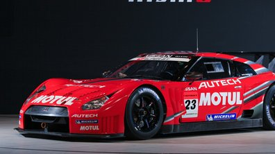 La Nissan GT-R débarque sur les circuits