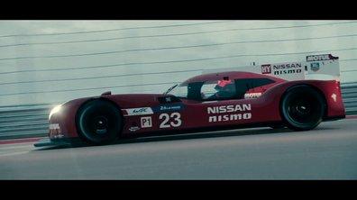 Nissan GT-R LM Nismo : quand le virtuel devient réalité !