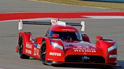 """Endurance 2015 : Nissan GT-R LM Nismo, le nouveau """"Godzilla"""" de compétition débarque !"""