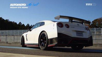 No Limit : la nouvelle Nissan GT-R Nismo