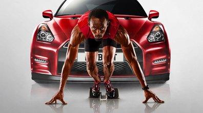 Les voitures d'Usain Bolt