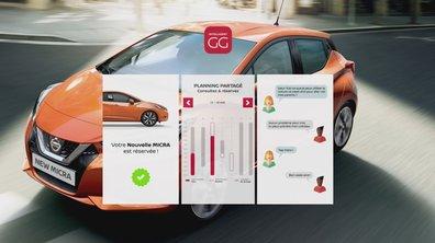 Nissan Get & Go Micra : La première colocation de voiture !