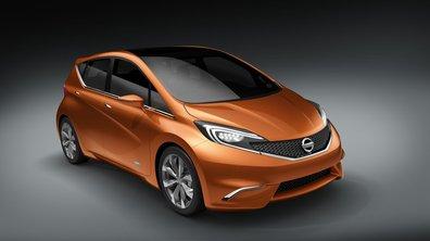Salon de Genève 2012 : Nissan Invitation Concept, la nouvelle Note