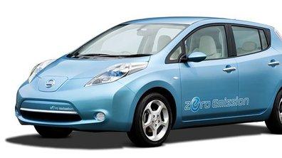Nissan Leaf : la course est lancée !