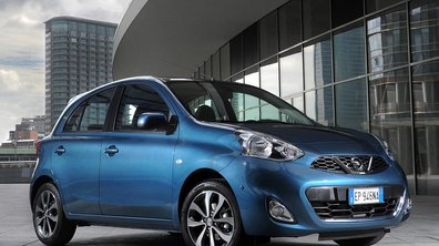 Nissan Micra 2013 : le restylage arrive en Europe