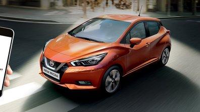 Get & Go Micra : Nissan lance sa colocation de voitures
