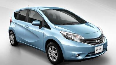 Nouveau Nissan Note 2012 : sage évolution du minispace