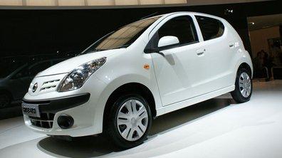 Nissan Pixo : une compacte sobre mais efficace