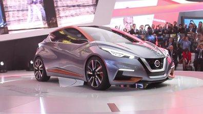Genève 2015 - Nissan Sway Concept : présentation officielle