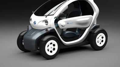 Après le Renault Twizy, le Nissan Twizy ?