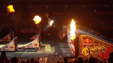 Insolite : Nitro Circus Live, ou le grand cirque de la moto !