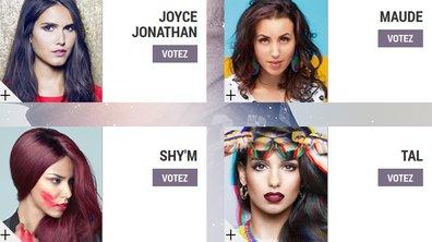 """Joyce Jonathan, Maude, Shy'm, Tal : Elles sont nommées dans la catégorie """"Artiste féminine Francophone de l'année"""" aux NRJ Music Awards 2014"""