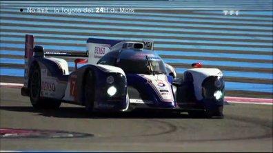 No Limit : à bord de la Toyota Hybride des 24 Heures du Mans