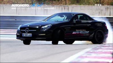 No Limit : AMG, la fabrique à dragsters de Mercedes-Benz !