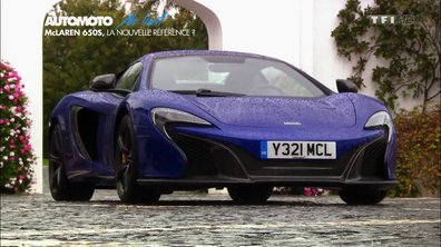 No Limit : McLaren 650S Spider, la nouvelle bombe