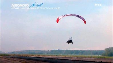 No Limit : la voiture volante Pégase, du mythe à la réalité