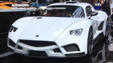 No Limit : Salon Top Marques Monaco 2016, l'exubérance automobile