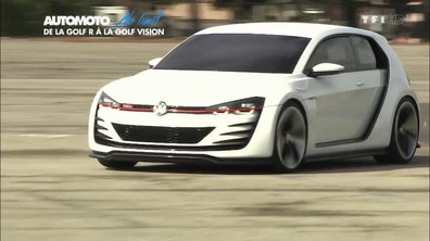 No limit : les Volkswagen Golf R et Vision GTI