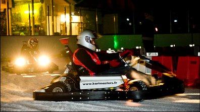 Nous avons testé : le Kart sur Glace