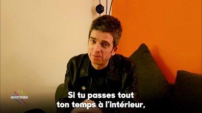 Qoulisses avec Noel Gallagher !