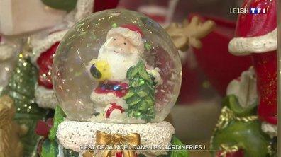 Noël : les décorations déjà là dans les magasins
