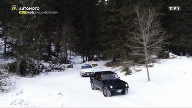 Le JT du 6 janvier 2019 : Lamborghini, Porsche
