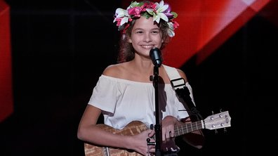 "The Voice Kids 2020 - Noémie chante ""Creep"" de Radiohead"