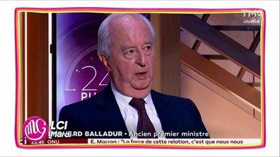 Morning Glory : NON pas l'anecdote d'Edouard Balladur !