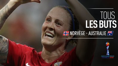 Norvège - Australie : Voir tous les buts du match en vidéo