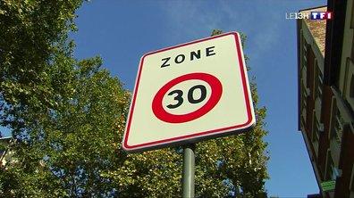 Nord : Lille limite la vitesse à 30 km/h