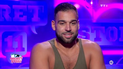 Secret Story 11 : Noré, pas serein à l'approche des nominations