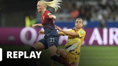 Norvège - Australie - Coupe du Monde Féminine de la FIFA, France 2019